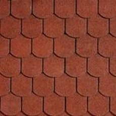 Битумная черепица IKO Bibershield 10 Tile Red