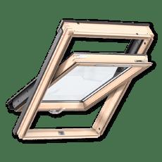 Мансардное окно Velux (Велюкс) Премиум GZL-1051B. Ручка снизу.