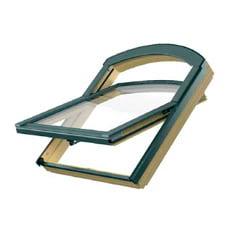 Окна мансардные арочные Fakro FTP/B Z6